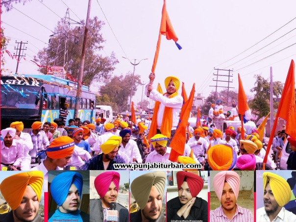 Manjeet Singh Ferozpuria Live Interviews Turban photos copy